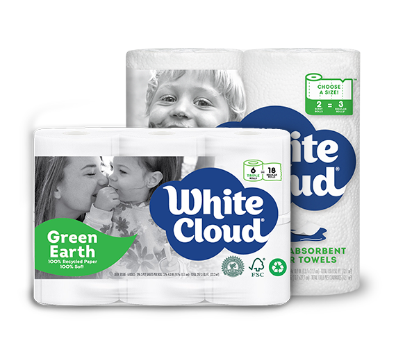 White Cloud GreenEarth® Products