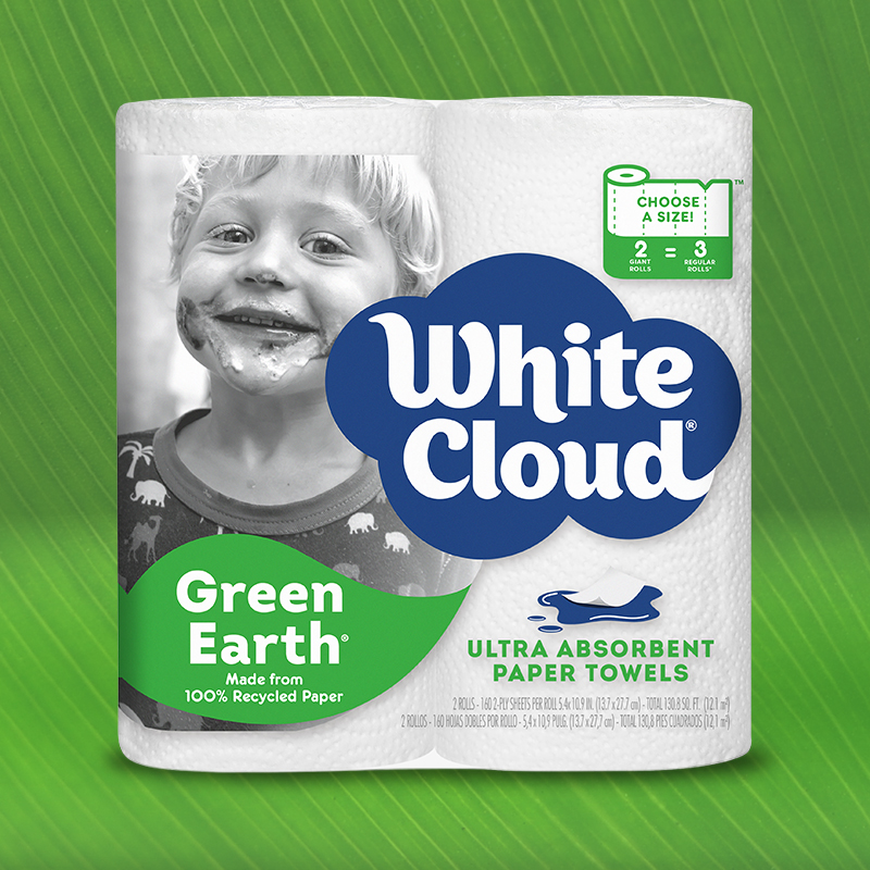 GreenEarth® Choose-A-Size®